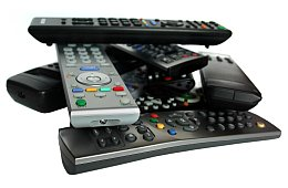 Morass of Remote Controls
