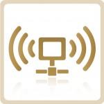 Wireless Network Logo
